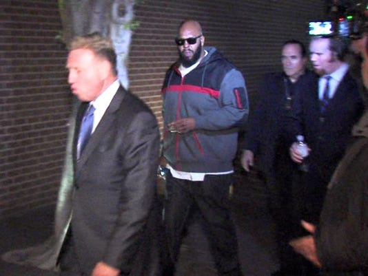 """Marion """"Suge"""" Knight"""