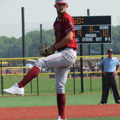 Dickson County's Jett Jackson commits to Purdue baseball