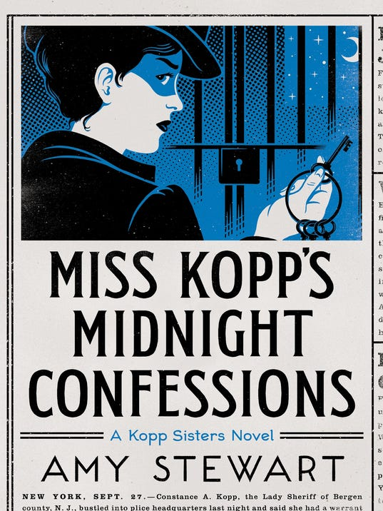 Kopp sisters novels