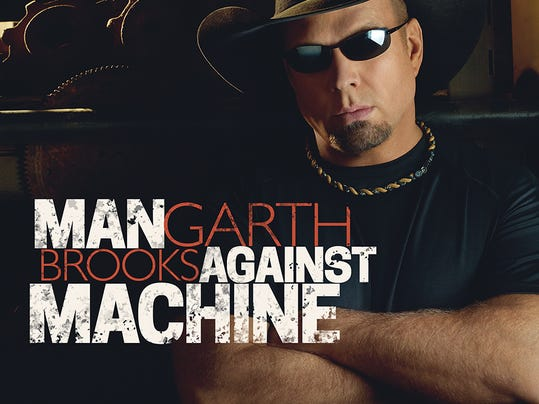 Music Review Garth Brooks