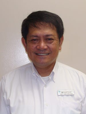 Edgardo Castillo, Assistant lobby service manager was awarded the Manager of the 4th Quarter Aug. 18.  The award was presented to him for his exceptional job performance and achievement based on the credo and mission statement of Guam Reef & Olive Spa Resort.