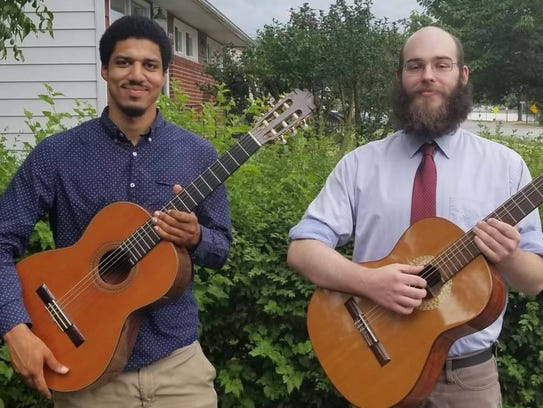 A classical guitar concert is part of the St. John's