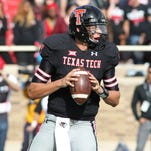 Davis Webb passed for nearly 50 touchdowns in three seasons with Texas Tech. Now he will have a good chance to start at Cal for his final season.