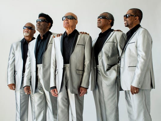 Incarnations of the Blind Boys of Alabama have been