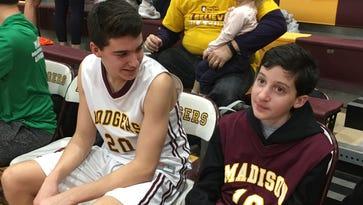 Madison basketball salutes cancer survivors