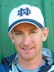 Bo Odom, North DeSoto baseball coach