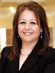 Rosemary Marin, CommUnity en Acción board vice chairman.