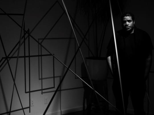 Composer, producer and performer Darius Jamal VanSluytman will perform during Frist Friday on July 27.