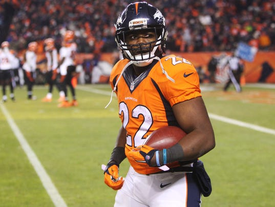 Super Bowl 50 truly a home game for Broncos tailback and Bay Area ...