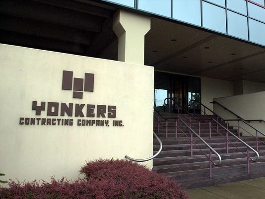Yonkers Contracting Company 2003