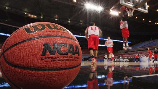 The NCAA tournament tips off  March 17.