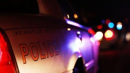Police were investigating a shooting Thursday night, Nov. 26, 2015.