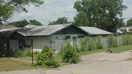 The former CB Swim Club is shown last summer in this file photo. The club is located on Lyndon between Inkster and Harrison.