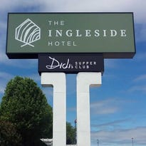 Conversion of Waukesha's former Country Springs Hotel to Ingleside Hotel mostly done