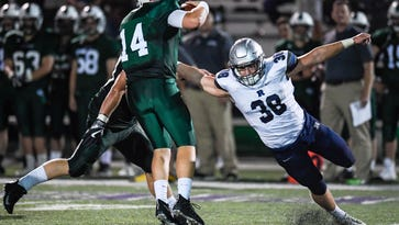 Reitz senior Joey Diekmann adjusting well to new position