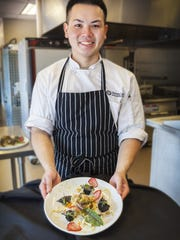 Huy Hoang is a culinary arts student at Rowan College