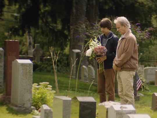 """Demetri Martin and Kevin Kline play a son and father dealing with grief in """"Dean."""""""