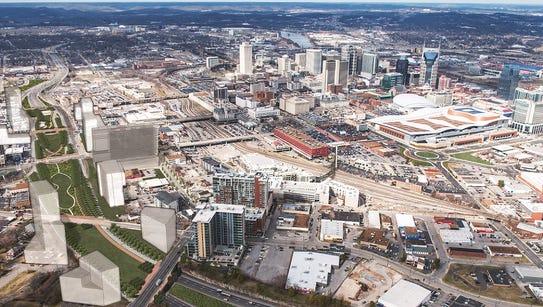 The Nashville Civic Design Center has received a grant