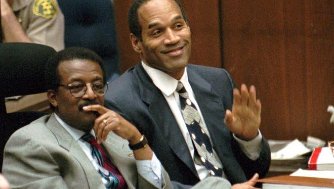 One of the few good things to come from the O.J. Simpson trial was that it blew the doors off domestic-violence myths.