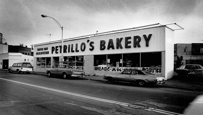 Petrillo Brothers Bakery, 67 Lyell Ave. (Staff photo) Upstate 10/28/1970