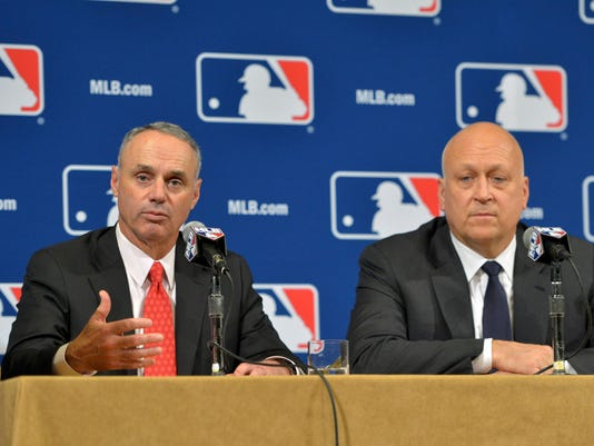 USP MLB: WINTER MEETINGS S [BBA OR BBN] USA TN