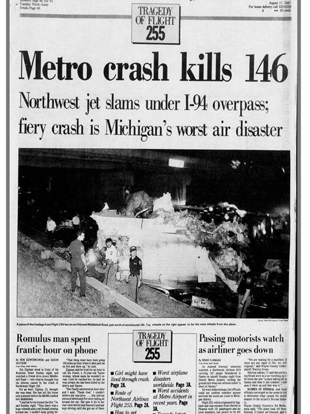 Memorial will mark 30 years since Flight 255 crash at