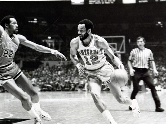 Phil Sellers in his playing days