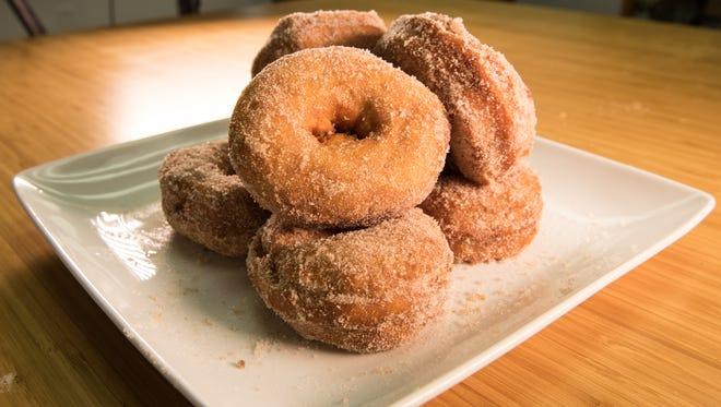 Shortcut Doughnuts.