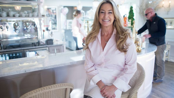 Gwendolyn Rogers, owner at The Cake Bake Shop, a new