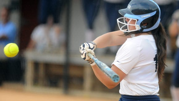 Enka's softball team was the 3-A Western Regional runner-up.