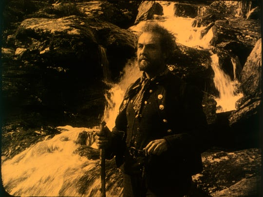 The Outlaw and His Wife, a classic of Swedish cinema (1918) was screened on Oct. 20.
