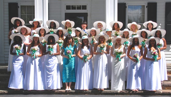 Graduation exercises for the Class of 2014 at Purnell High School in Pottersville were conducted on Friday, June 6, at the school.
