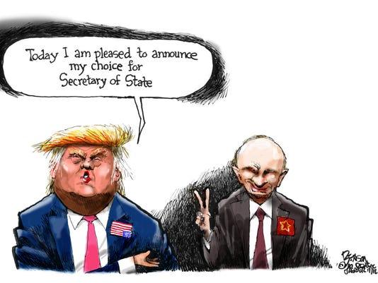 Meet Secretary Putin
