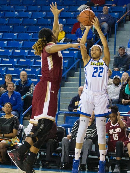 Sports: UD-Charleston