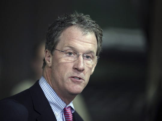 Mark Kvamme is a venture capitalist, long-time Kasich friend and former chief of JobsOhio.