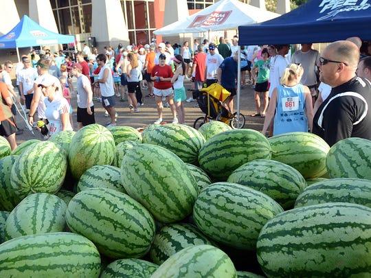 The Farm Bureau Watermelon Classic is a Fourth of July favorite.