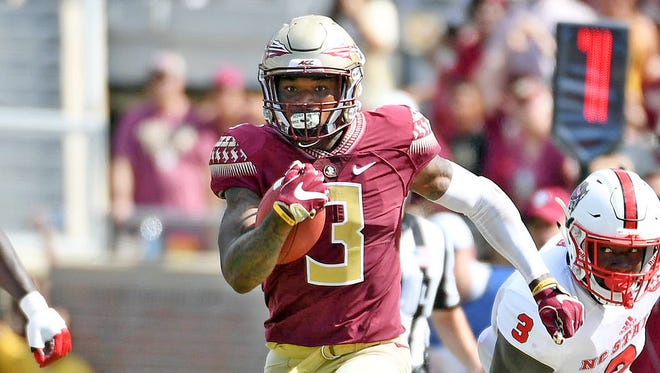 Will former Florida State star Derwin James be the first safety off the board?