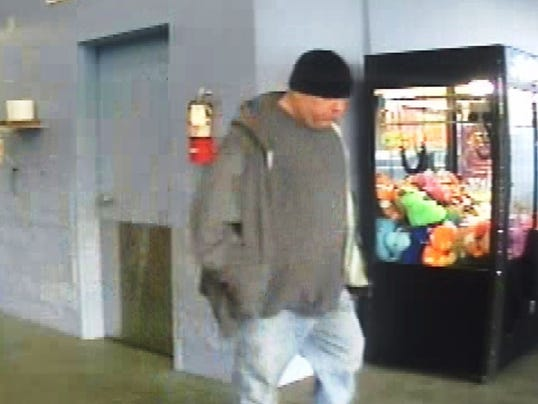 Wal-Mart robber