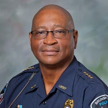 Police Chief Tobe Green