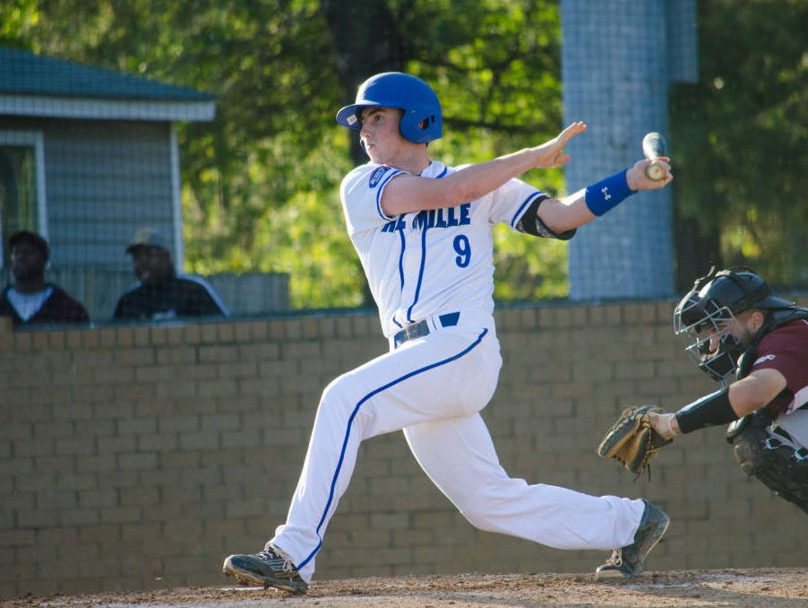 Tuscola graduate Justin Woods is a redshirt junior at UNC Asheville.