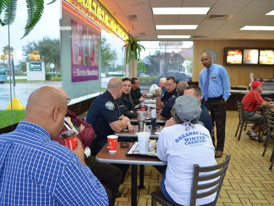 Coffee with a Cop 1