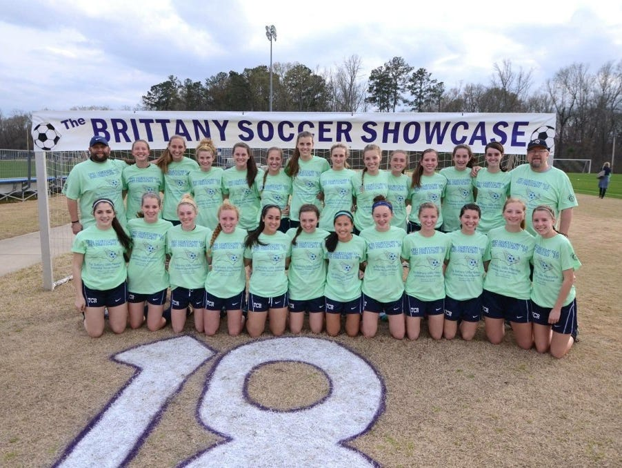 The Roberson girls soccer team is 8-0-3 after Wednesday's win at North Buncombe