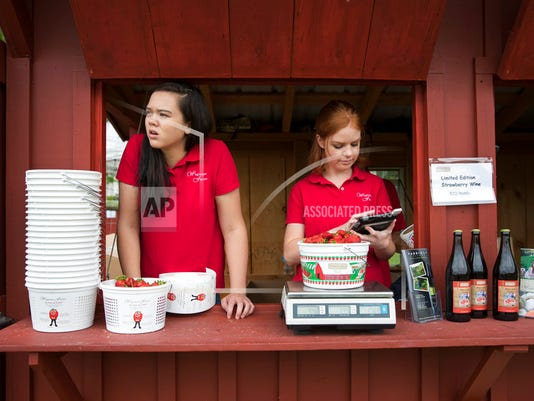 Teen summer jobs: Abby McDonough, Hanna Waring