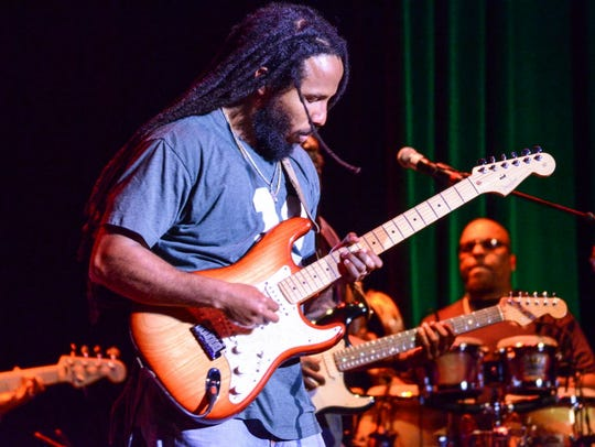 Ziggy Marley will perform at the Wellmont Theater in