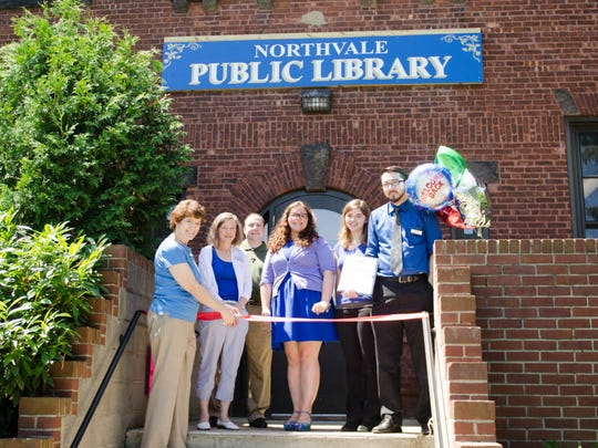 The Northvale Public Library held a reopening in 2015 after it was forced to close its doors in 2011.