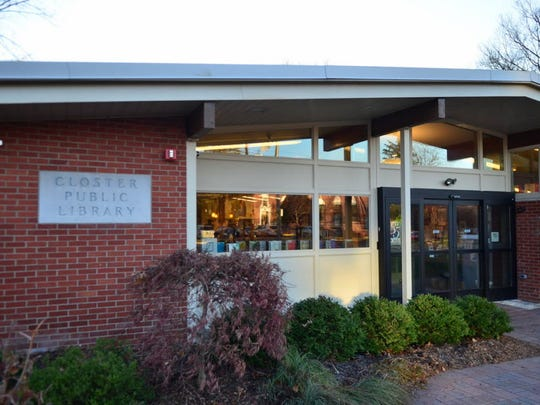 Closter Public Library.