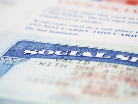National debt growing due to Social Security and Medicare