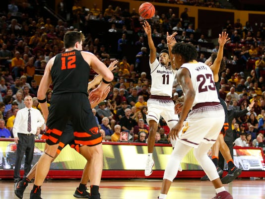 ASU vs. Oregon State