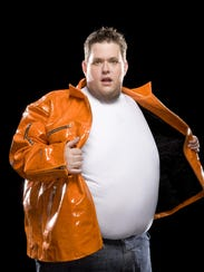 Comedian Ralphie May
