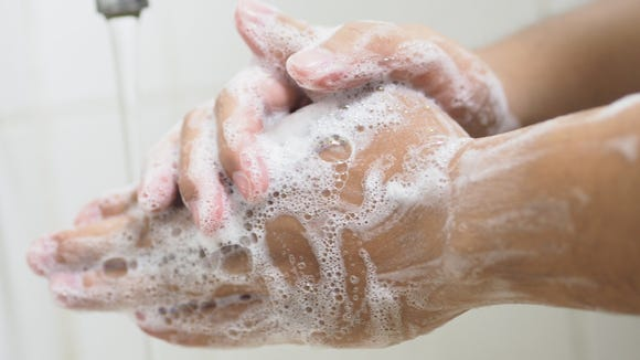 The more you wash your hands, the better.